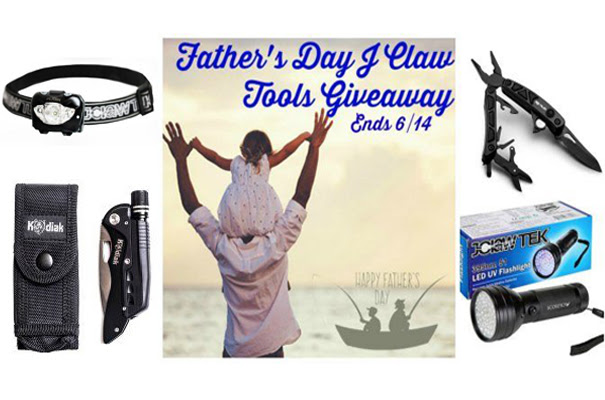 Fathers Day J Claw Giveaway