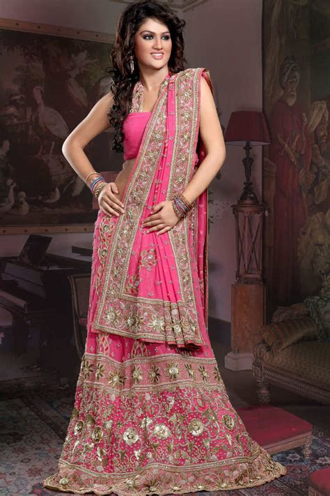 South Asian Bridal Wear on Pinterest   Lehenga Choli