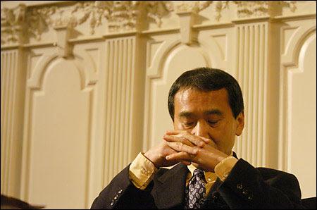 Murakami at Harvard