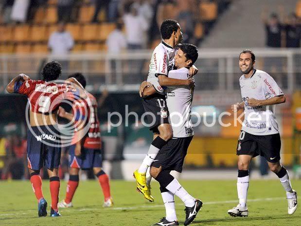 Corinthians teve a melhor campanha desta fase
