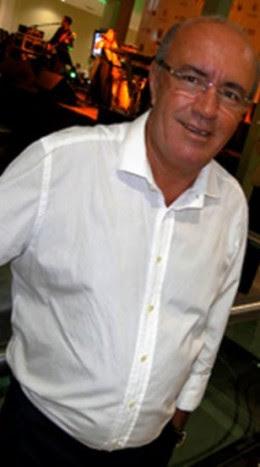Empresário Marcão Regadas: citado por Júnior Bolinha como envolvido na morte do jornalista