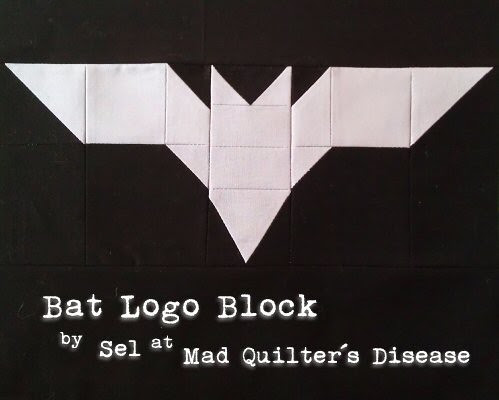 Wicked: Bat Logo Block