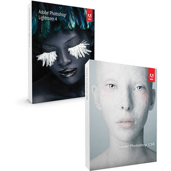 Adobe Photoshop Lightroom 4 + Photoshop CS6 for Mac