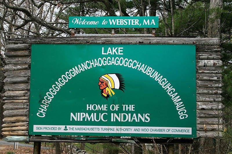 File:Chaubunagungamaug lake sign.jpg