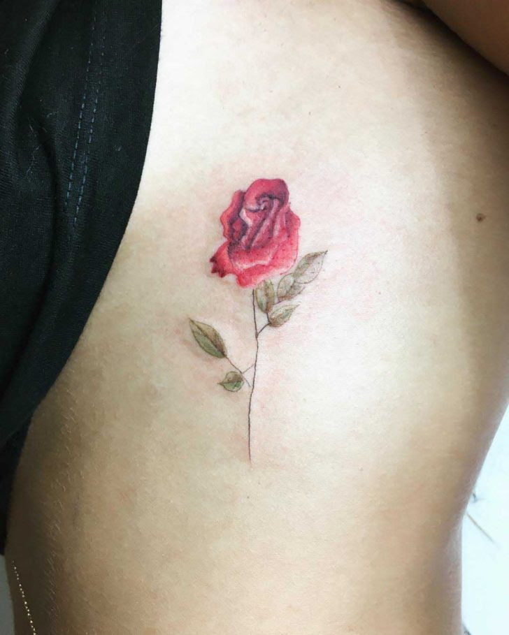 Rose Tattoo Small Best Tattoo Ideas Gallery