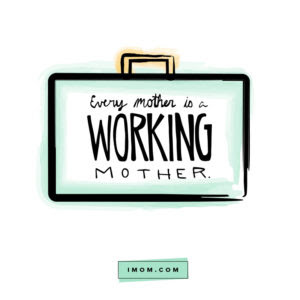 Are You Experiencing Working Mom Guilt Imom