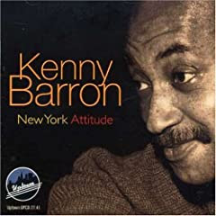 Kenny Barron cover