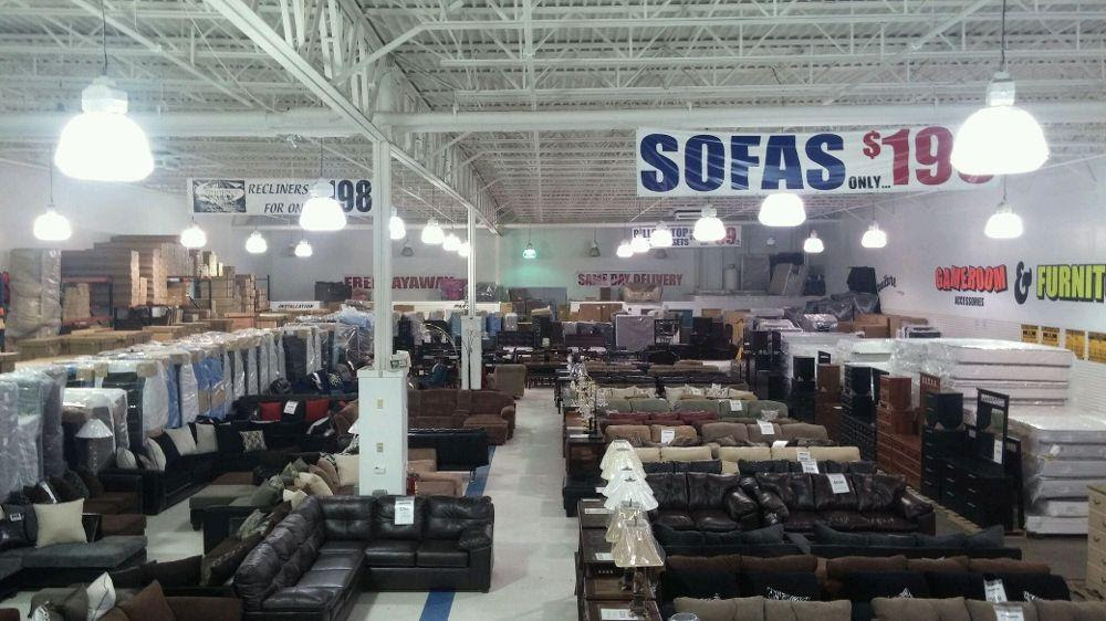 American Freight Furniture Warehouse