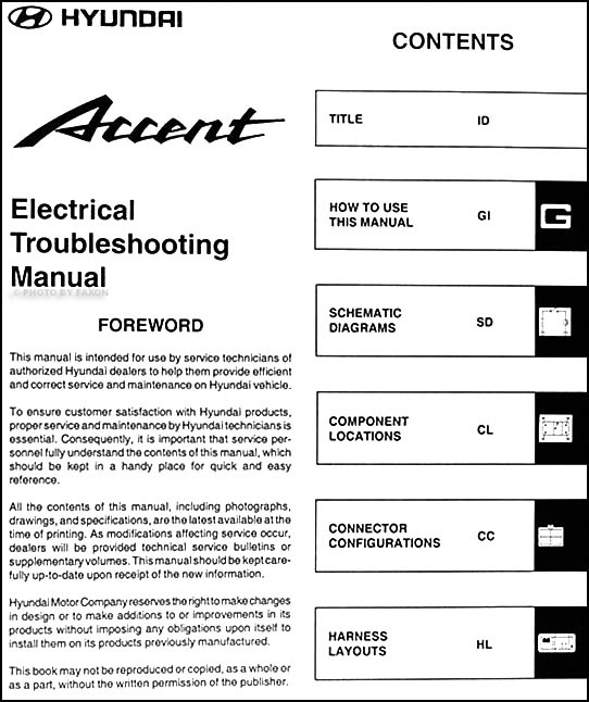 35 Hyundai Accent Radio Wiring Diagram - Free Wiring Diagram Source | Hyundai Accent 2000 Wiring Diagram |  | Free Wiring Diagram Source