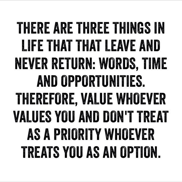 Quotes About Not Priority 75 Quotes