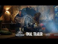 Jurasic World : Fallen Kingdom 2018 BluRay