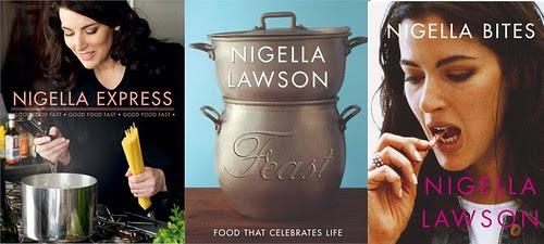 Nigella Recipe Books