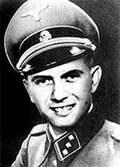 Il boia nazista Josef Mengele