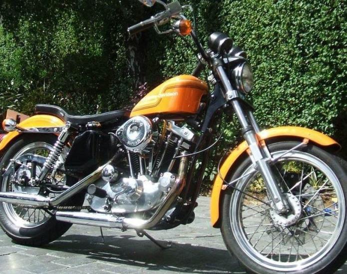 1982 Harley Davidson Xlh 1000 Sportster Image 6