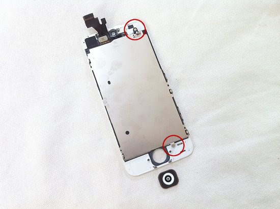 iPhone 5 disassembly stage 18
