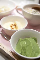 抹茶プリン, かんてんぱぱ, 東急 Foodshow デモンストレーションキッチン