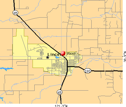 Lincoln Ca Zip Code Map Lincoln Ca Zip Code Map | Zip Code Map