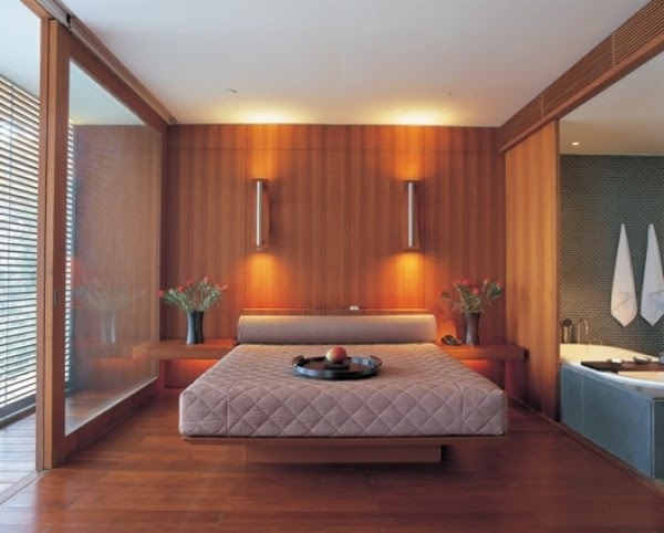 Modern and Futuristic Japanese  Bedroom  Design  Home Decor