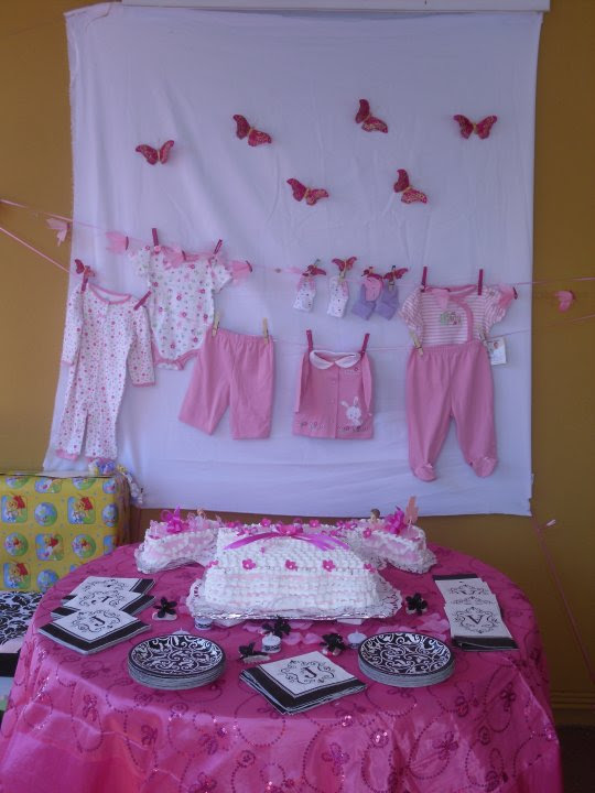 Baby Girl Shower Decorations | Decoration Ideas