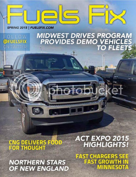 Fuels Fix Spring 2015