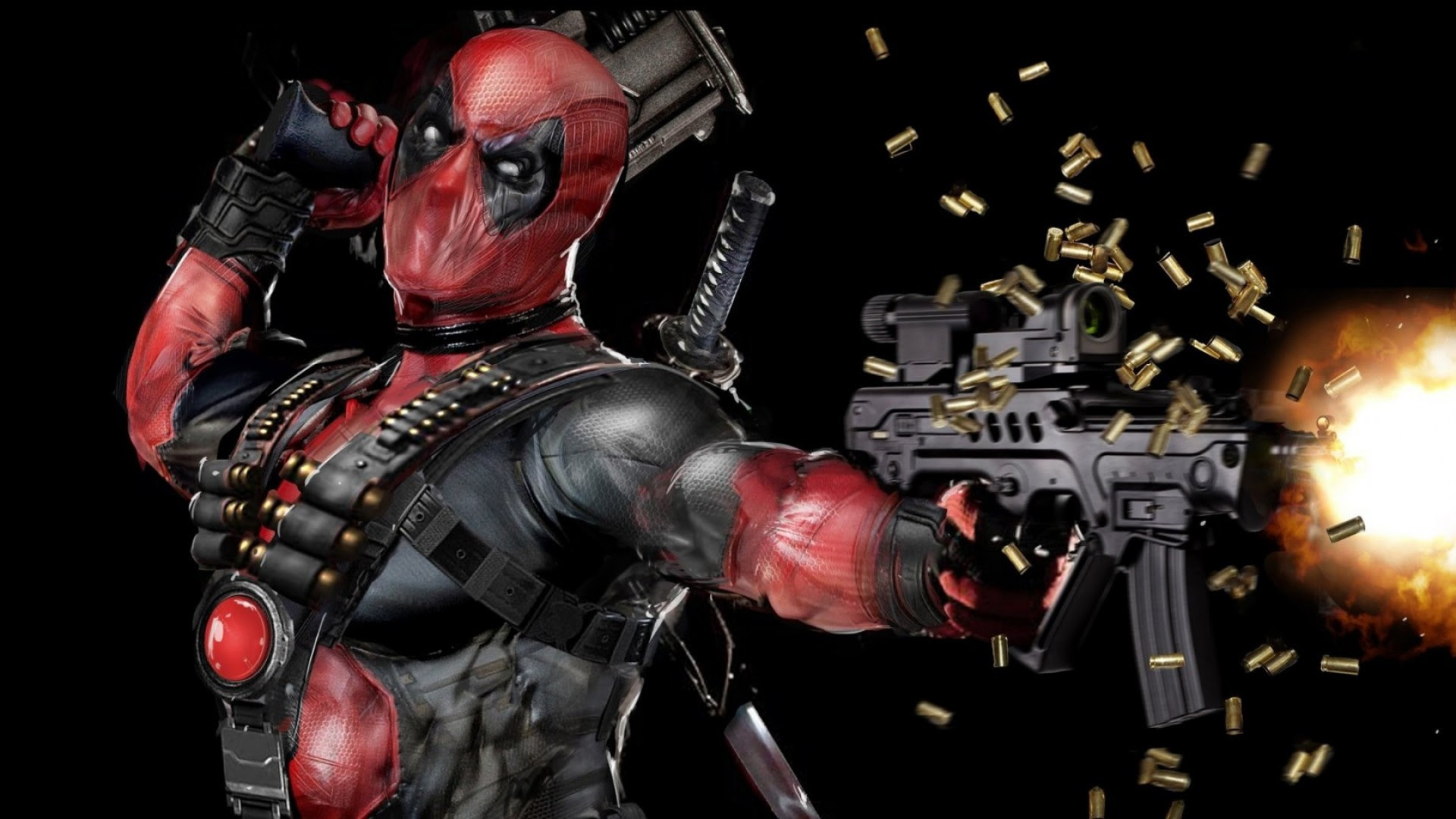 Wallpaper Hd Deadpool Desktop Wallpaper 4k