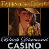 Black Diamond Casino Adds Two New Games from Topgame Tales of Egypt and 3D Swipe Roulette