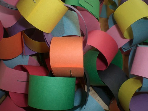paper chains handmade