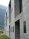 Therme Vals wall structure, Vals, Graubünden, Switzerland - 20060811.jpg