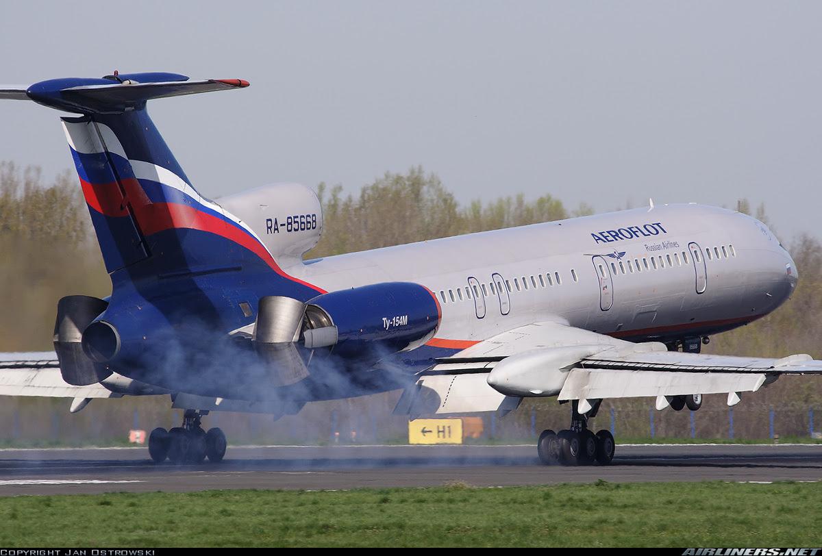 Resultado de imagem para tupolev tu-154
