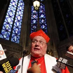 Il leader dei vescovi Usa, Timothy Dolan