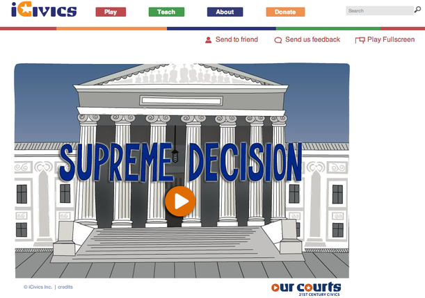 Judicial Branch In Flash Icivics Answer - Icivics Sources ...