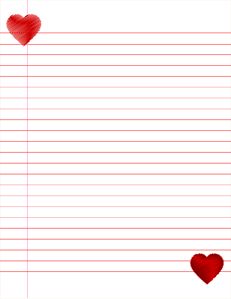 Editable Lined Paper. lined essay paper. 14 lined paper templates ...