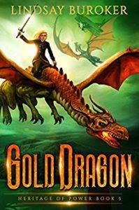 Gold Dragon by Lindsay Buroker