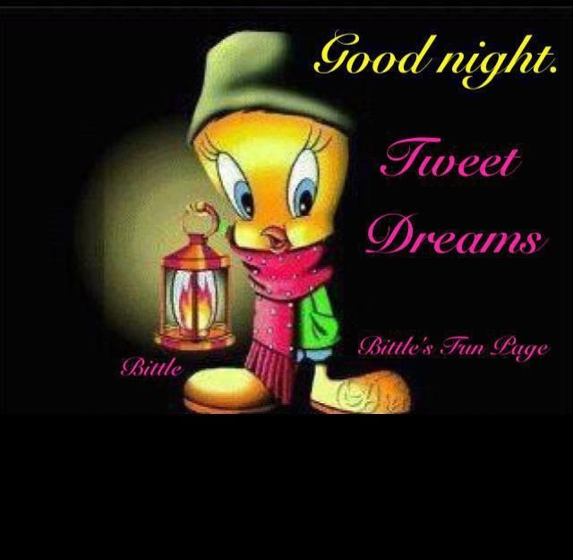 Goodnight Tweety Bird Pictures Photos And Images For Facebook