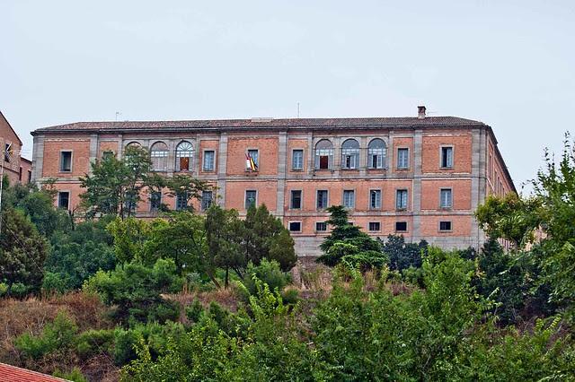 Palacio del Nuncio. Fotografía de José María Moreno