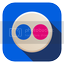 Flickr Icon photo flickr.png