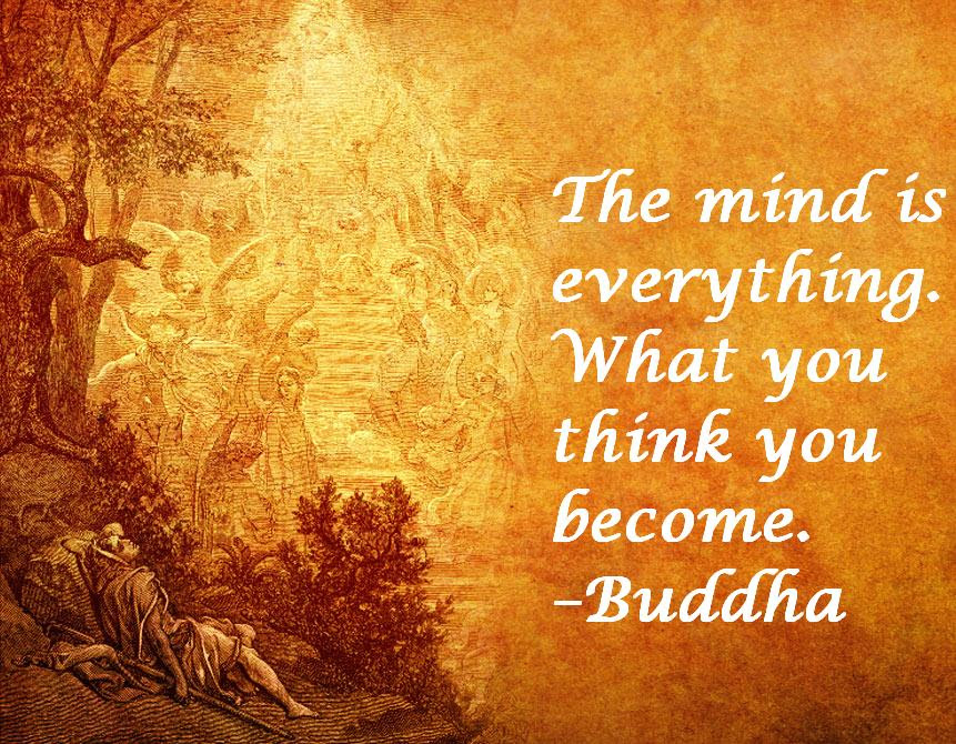 Buddha Quote About The Mind Awesome Quotes About Life