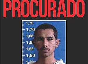 Fabiano Atanázio da Silva em cartaz do Disque-Denúncia
