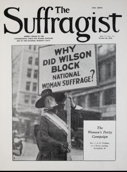Image result for the suffragist newspaper