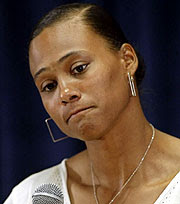 Marion Jones filed a $25 million defamation lawsuit Wednesday against BALCO founder Victor Conte.