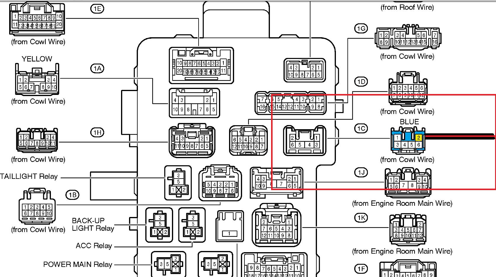 2011 Toyota Sequoia Wiring Diagram Wiring Diagram Reader B Reader B Saleebalocchi It