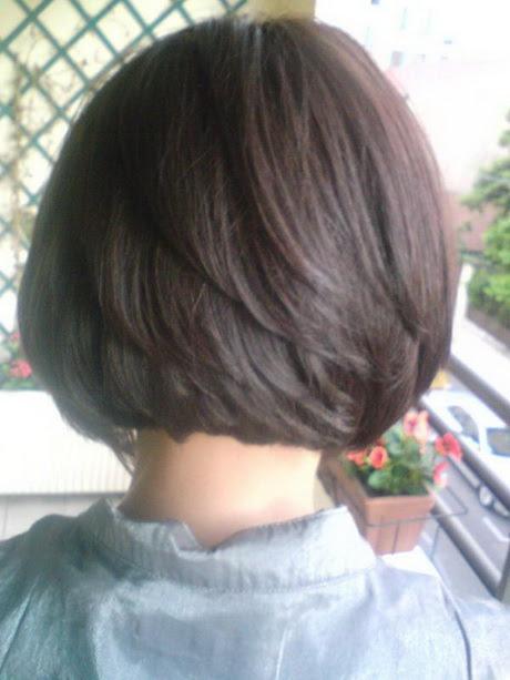 Coupe De Cheveux En Carré Plongeant - Justine Pacheco Blog