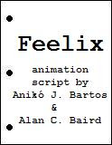 Feelix: a 7-page animation script