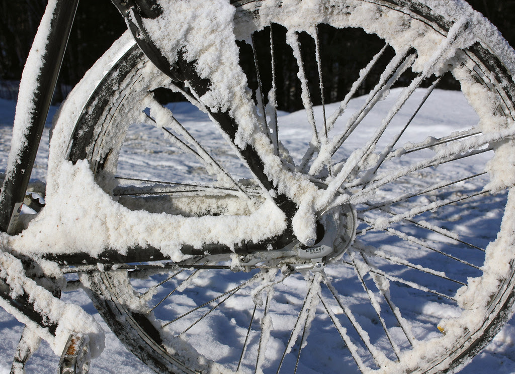 The Joy of Winter Cycling?