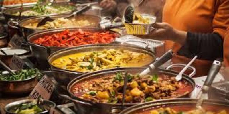 Image result for Food Market