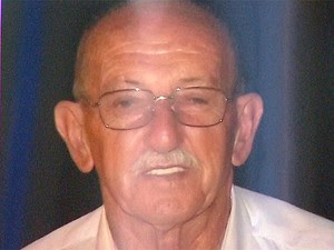 Jair Morselli de 75 anos morreu após queda acidental ao sair do banho (Foto: Valdinei Malaguti/ EPTV)
