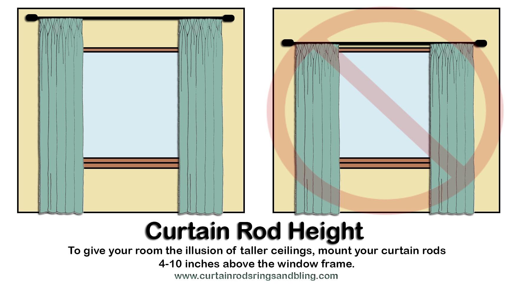 Hang Curtain Rods Like A Pro Mcleod Nine Drapery Hardware Youtube Curtains Ideas