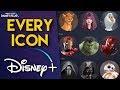 Funny Disney Plus Profiles
