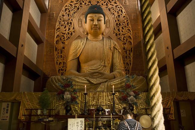 Fukuoka Buddha