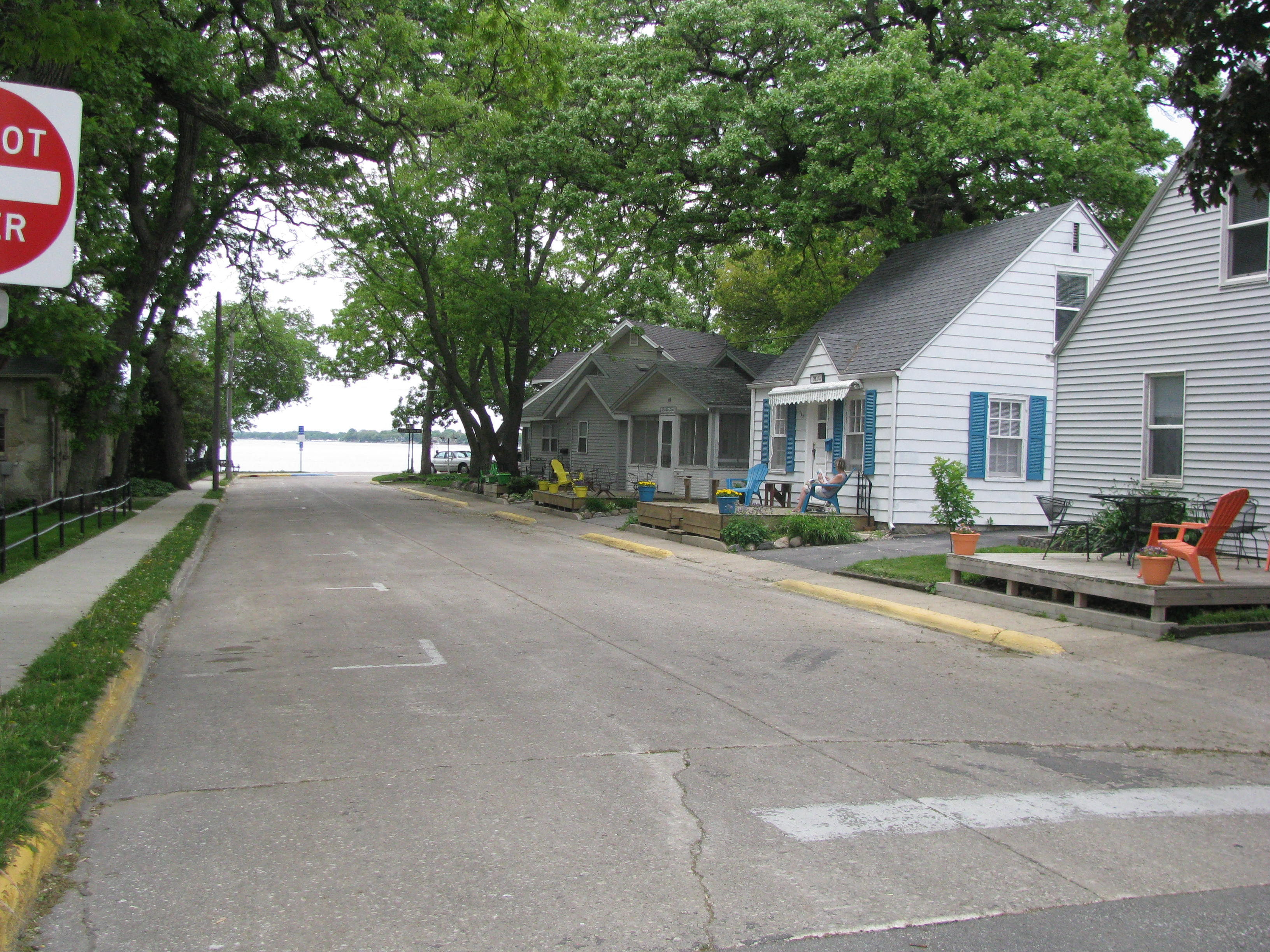 Clear Lake Cottages | 203 South Shore Drive……. Clear Lake, IA ...